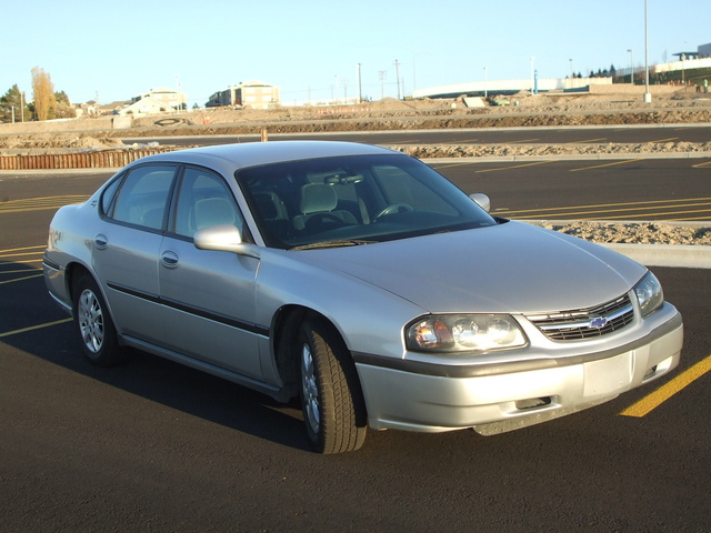 Picture of 2004 Chevrolet Impala LS FWD, exterior, gallery_worthy
