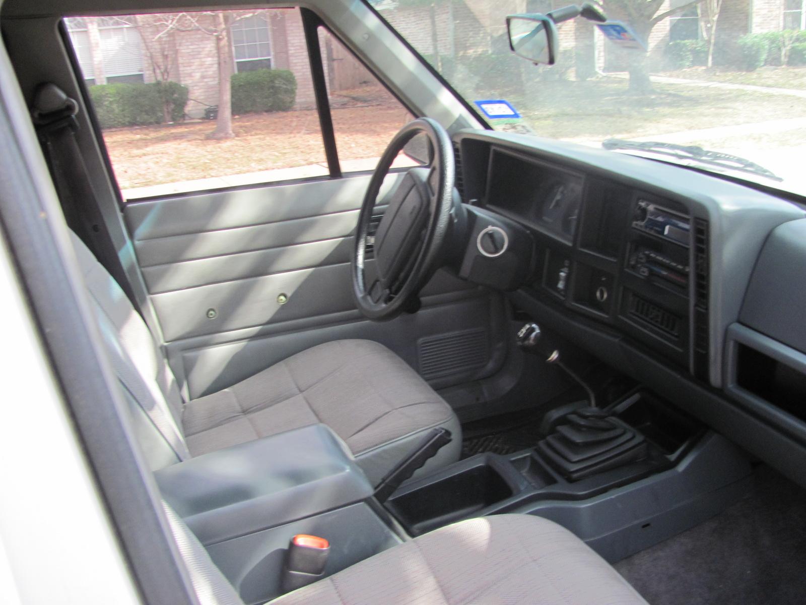 1996 jeep cherokee interior pictures cargurus - 1996 jeep grand cherokee interior ...
