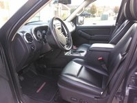 2010 Ford Explorer Sport Trac Limited picture, interior