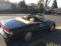 1992 Alfa Romeo Spider Overview