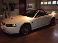 Picture of 2002 Ford Mustang GT Convertible, exterior