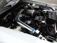 Picture of 2002 Ford Mustang GT Convertible, engine