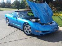 Picture of 1998 Chevrolet Corvette Coupe, exterior, engine