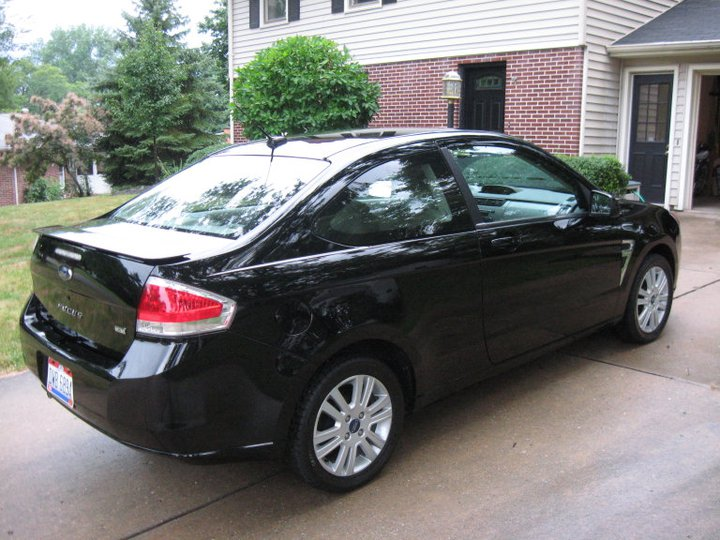 2008 ford focus ses coupe review. Black Bedroom Furniture Sets. Home Design Ideas