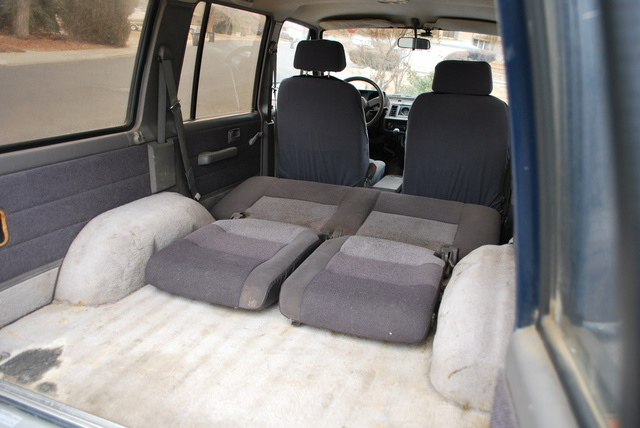 1988 isuzu trooper - interior pictures - cargurus