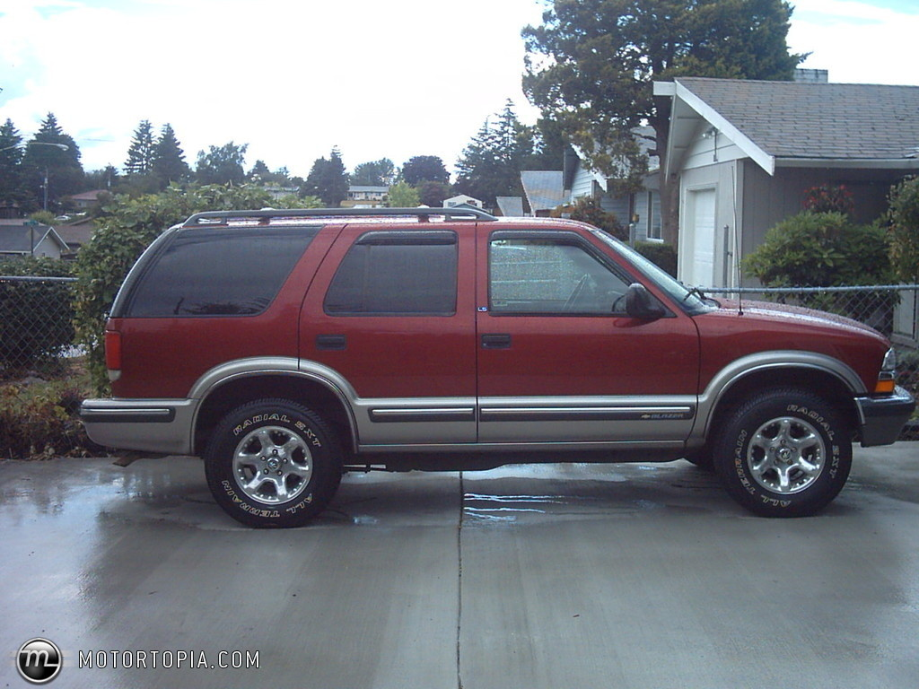 Chevrolet Blazer Questions What Size Of Tire Do I Need For A Spare