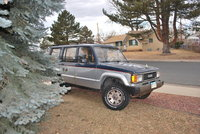 Picture of 1988 Isuzu Trooper, exterior
