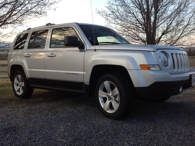 Picture of 2012 Jeep Patriot Limited 4WD, exterior, gallery_worthy