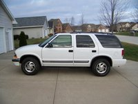 Picture of 2001 Chevrolet Blazer 4 Door LT 4WD, exterior