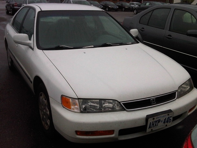Picture of 1996 Honda Accord EX