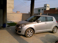 2007 Suzuki Swift Overview