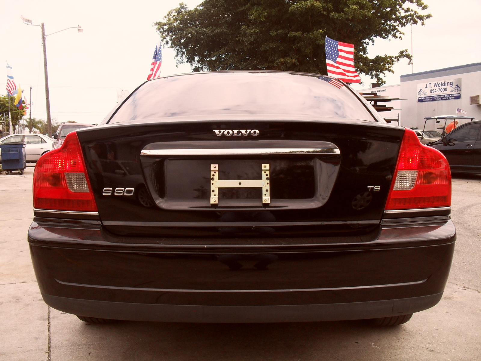 Picture of 2005 Volvo S80 T6