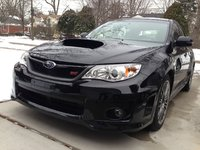 Picture of 2013 Subaru Impreza WRX STI Limited Sedan AWD, exterior, gallery_worthy