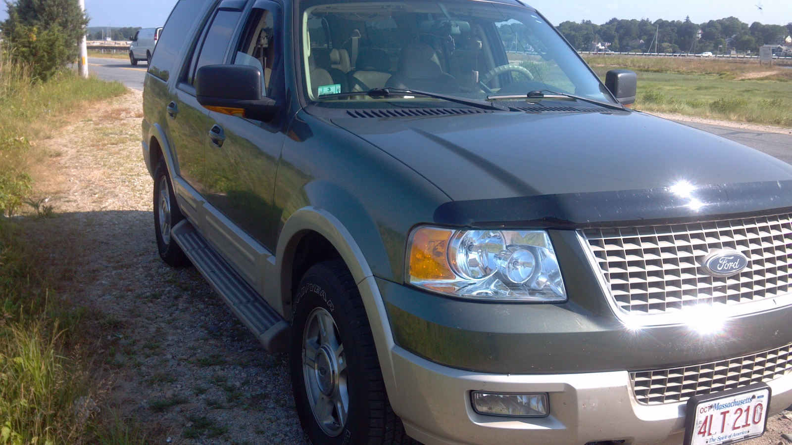2005 Ford Expedition Eddie Bauer 4WD picture, exterior