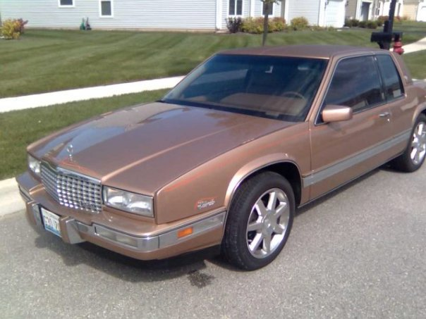 Picture of 1988 Cadillac Eldorado Base Coupe, exterior