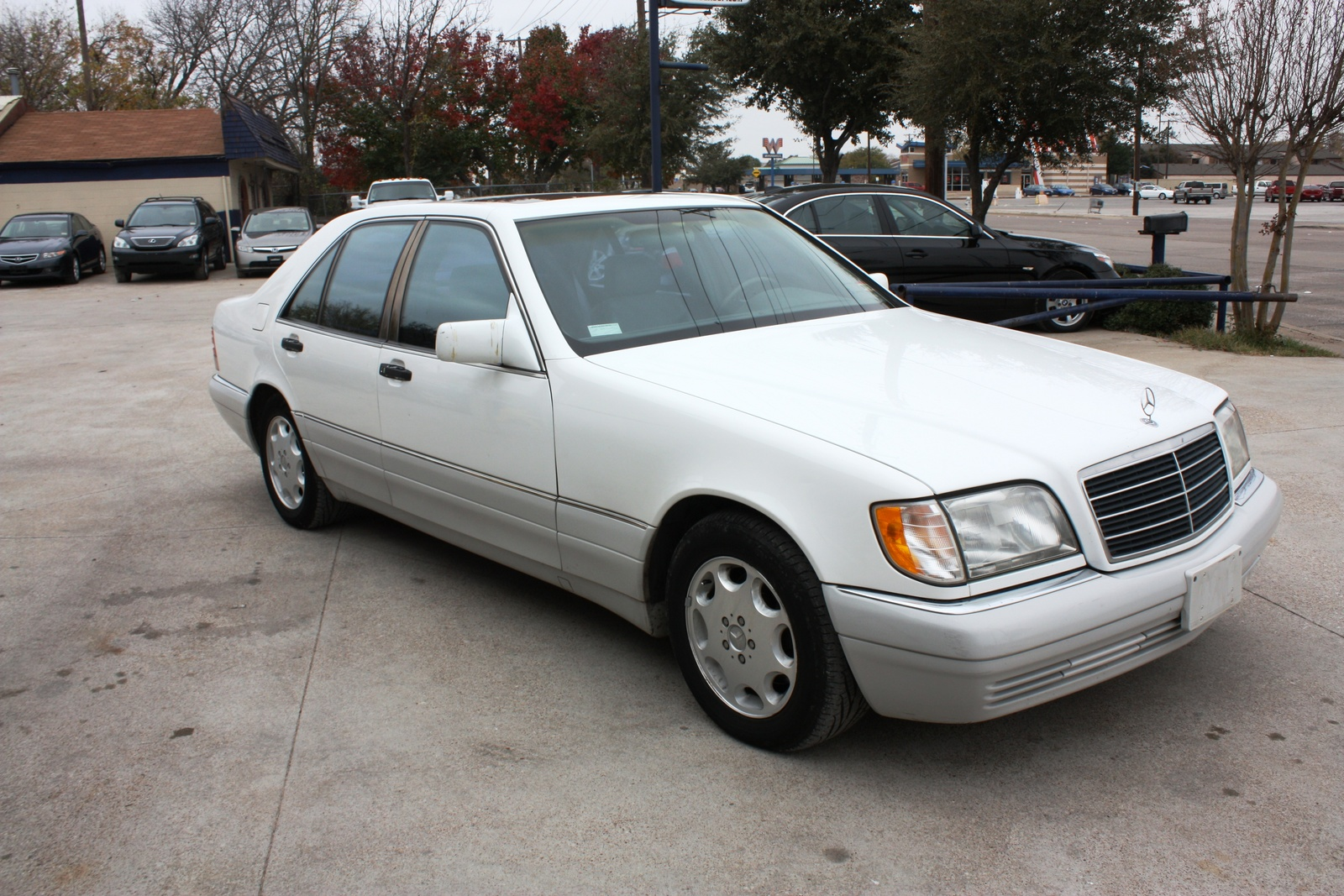 1995 mercedes benz s class pictures cargurus