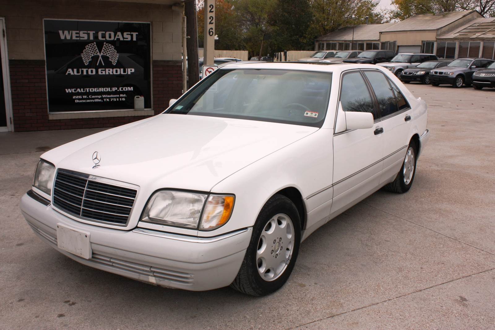 1995 mercedes benz s class pictures cargurus for 1995 mercedes benz s600