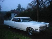 1966 Cadillac Eldorado Overview