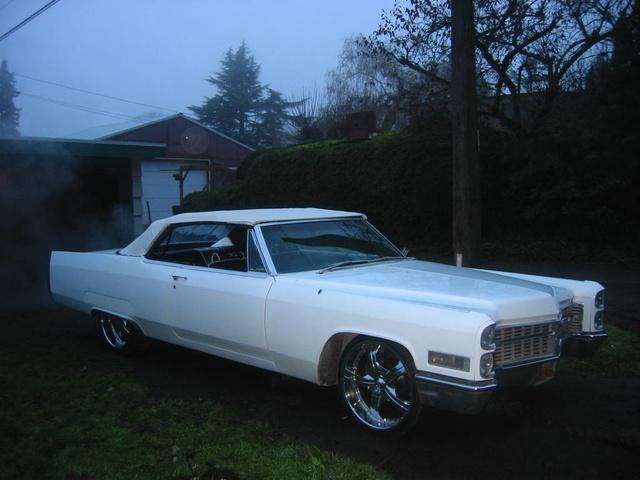 Picture of 1966 Cadillac Eldorado
