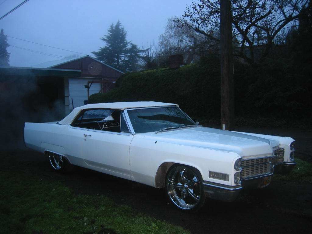 Picture of 1966 Cadillac Eldorado