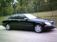 Picture of 2003 Mercedes-Benz S-Class 4 Dr S500 4MATIC AWD Sedan, exterior