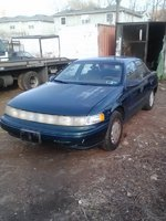 Picture of 1995 Mercury Sable 4 Dr LS Sedan, exterior