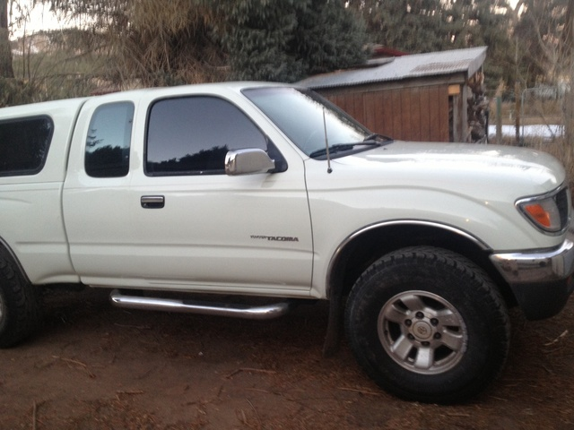 Picture of 1996 Toyota Tacoma 2 Dr V6 4WD Extended Cab SB, exterior, gallery_worthy