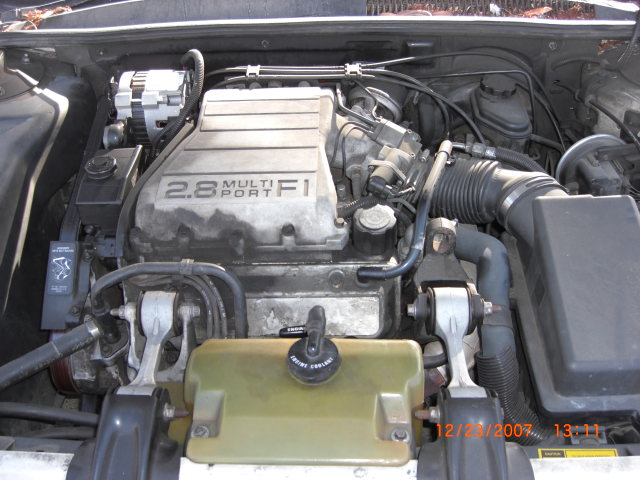 Pic on 1996 Buick Lesabre