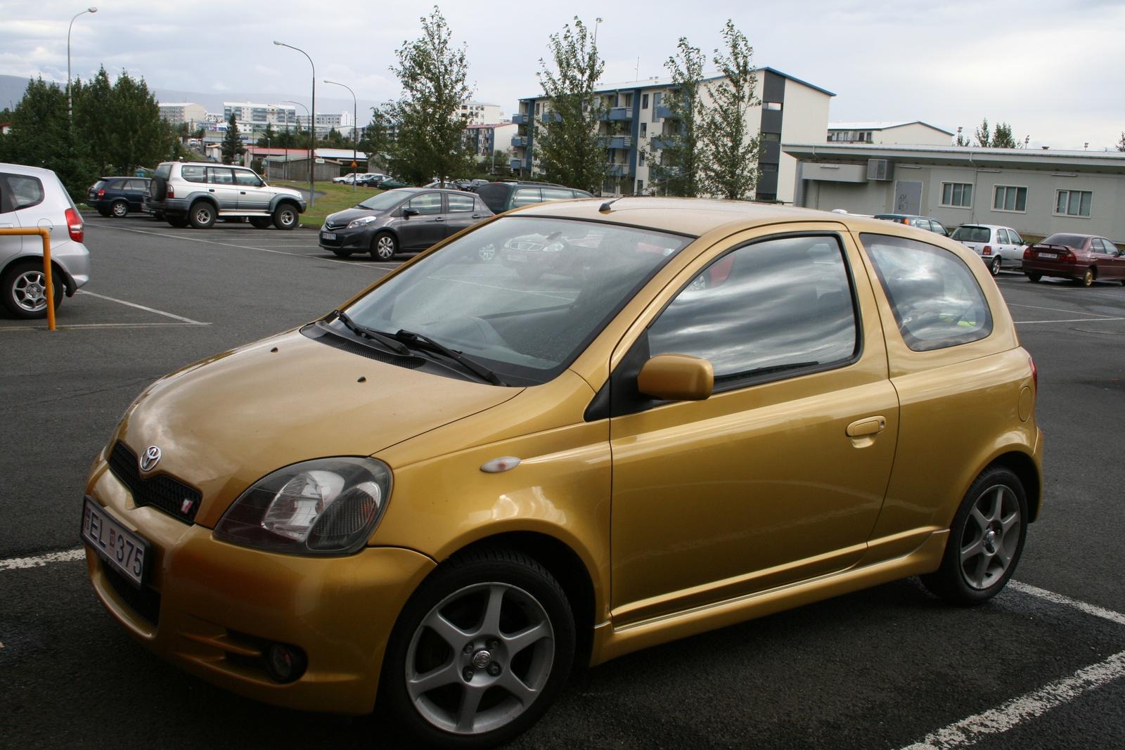 2005 Toyota Yaris Pictures Cargurus