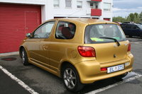 Picture of 2005 Toyota Yaris, exterior, gallery_worthy