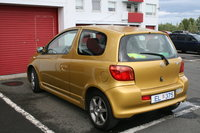 2005 Toyota Yaris Picture Gallery