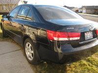 2006 Hyundai Sonata GLS picture, exterior