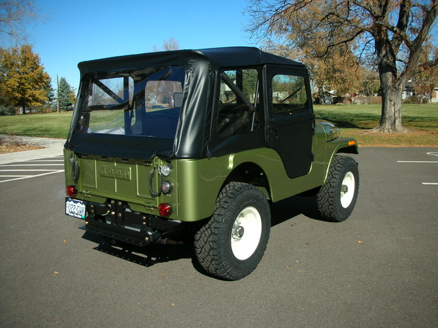 Picture of 1971 Jeep CJ-5, exterior, gallery_worthy