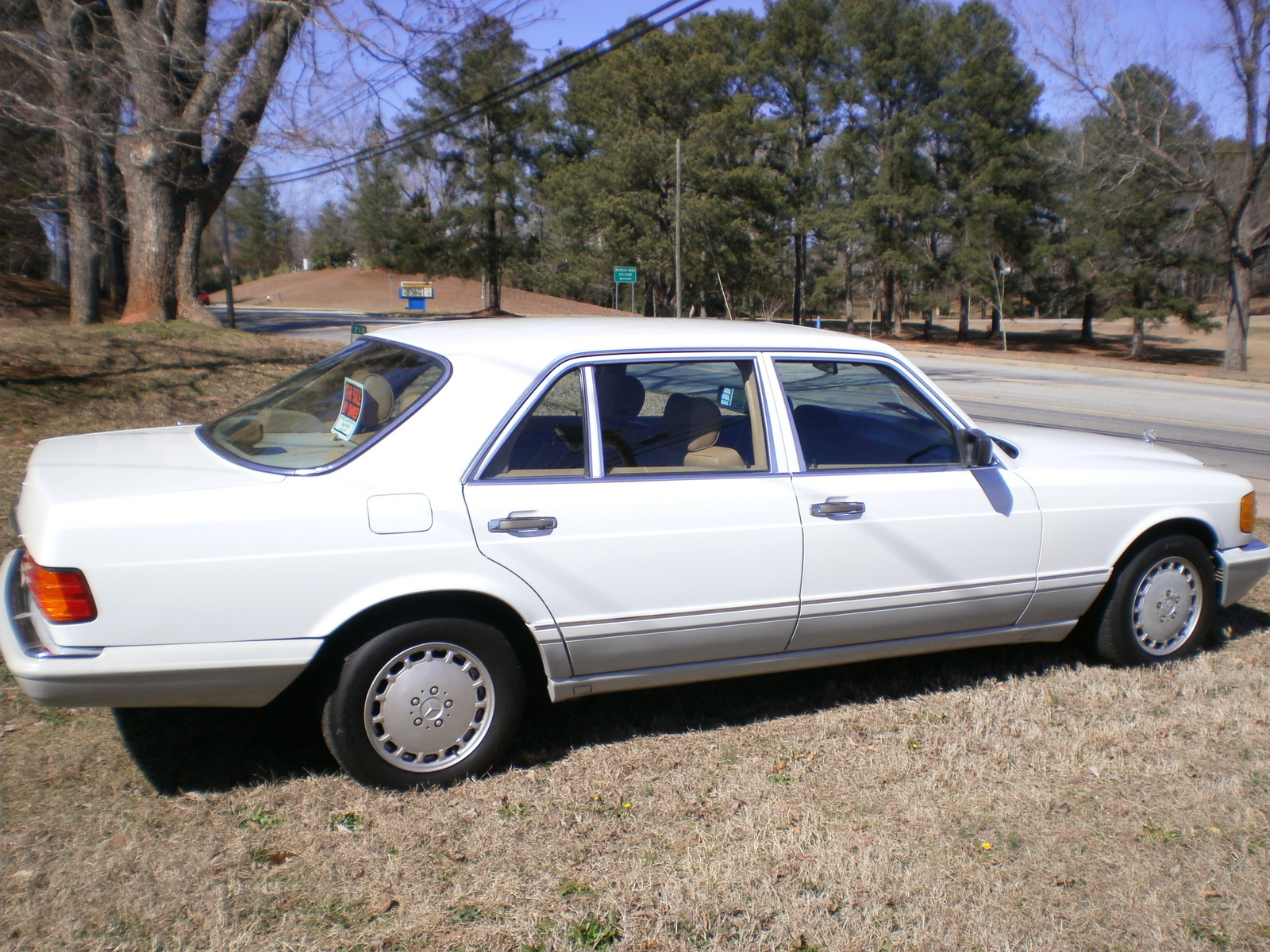 1991 mercedes benz 420 class overview cargurus for 1991 mercedes benz 420sel
