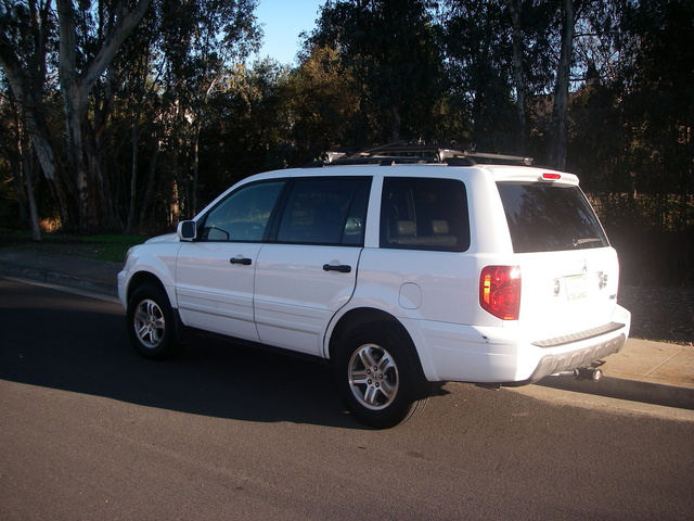 Picture of 2003 Honda Pilot EX-L AWD, exterior, gallery_worthy
