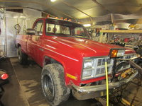 1983 GMC Sierra Picture Gallery