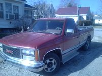 1991 GMC Sierra 1500, most recent pic, exterior