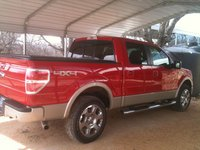 Picture of 2009 Ford F-150 Lariat SuperCrew 4WD, exterior