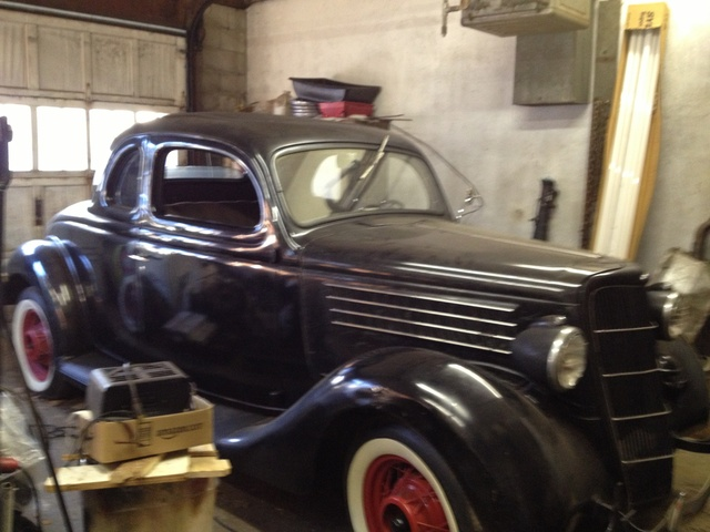 Picture of 1935 Ford Model 48, exterior, gallery_worthy