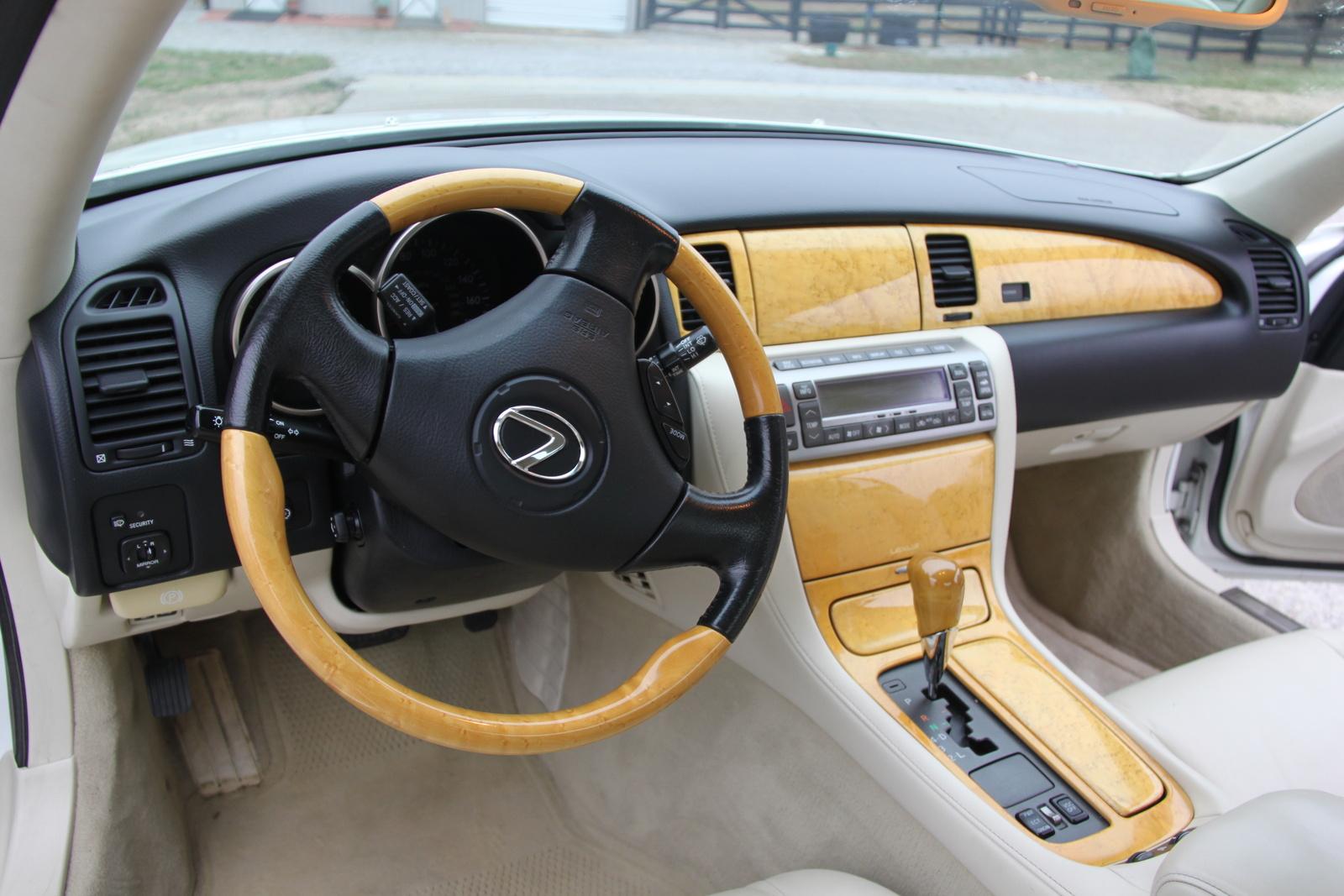 2002 Lexus SC 430 Pictures CarGurus