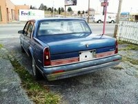 Picture of 1990 Oldsmobile Ninety-Eight 4 Dr Regency Sedan, exterior