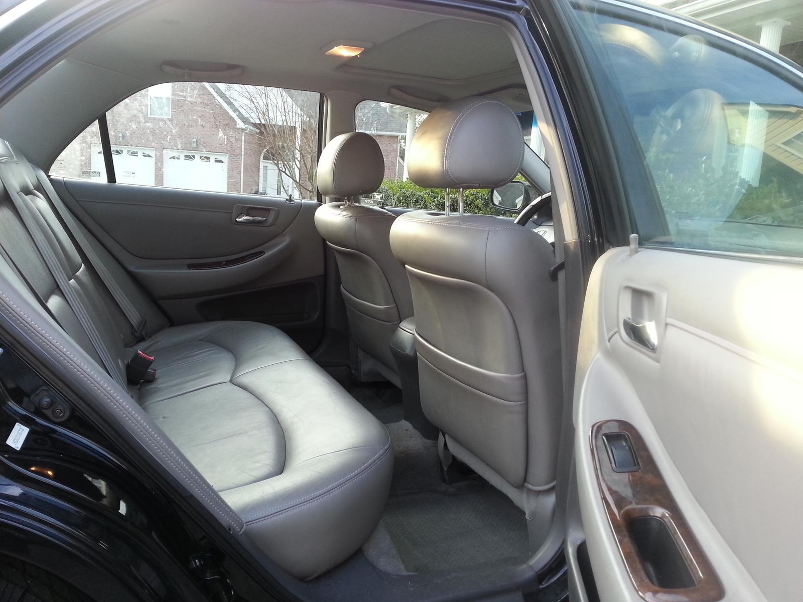 2001 Honda Accord Interior Pictures Cargurus