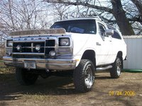 1990 Dodge Ramcharger 2 Dr 150 LE 4WD SUV picture, exterior