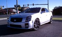 Picture of 2006 Cadillac CTS-V RWD, exterior, gallery_worthy