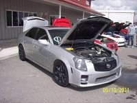 Picture of 2006 Cadillac CTS-V RWD, exterior, engine, gallery_worthy