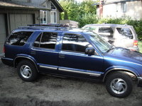 Picture of 2001 Chevrolet Blazer 4 Door LS 4WD, exterior