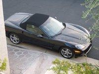 Picture of 2009 Chevrolet Corvette Convertible 1LT, exterior