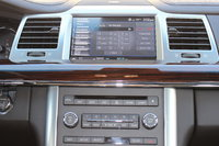 2012 Lincoln MKS Base, Hands Free Phone with Phone Book, interior