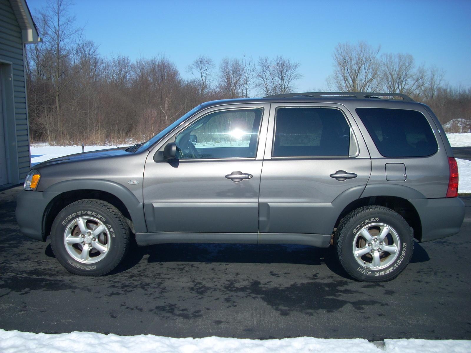 2006 Mazda Tribute Pictures Cargurus