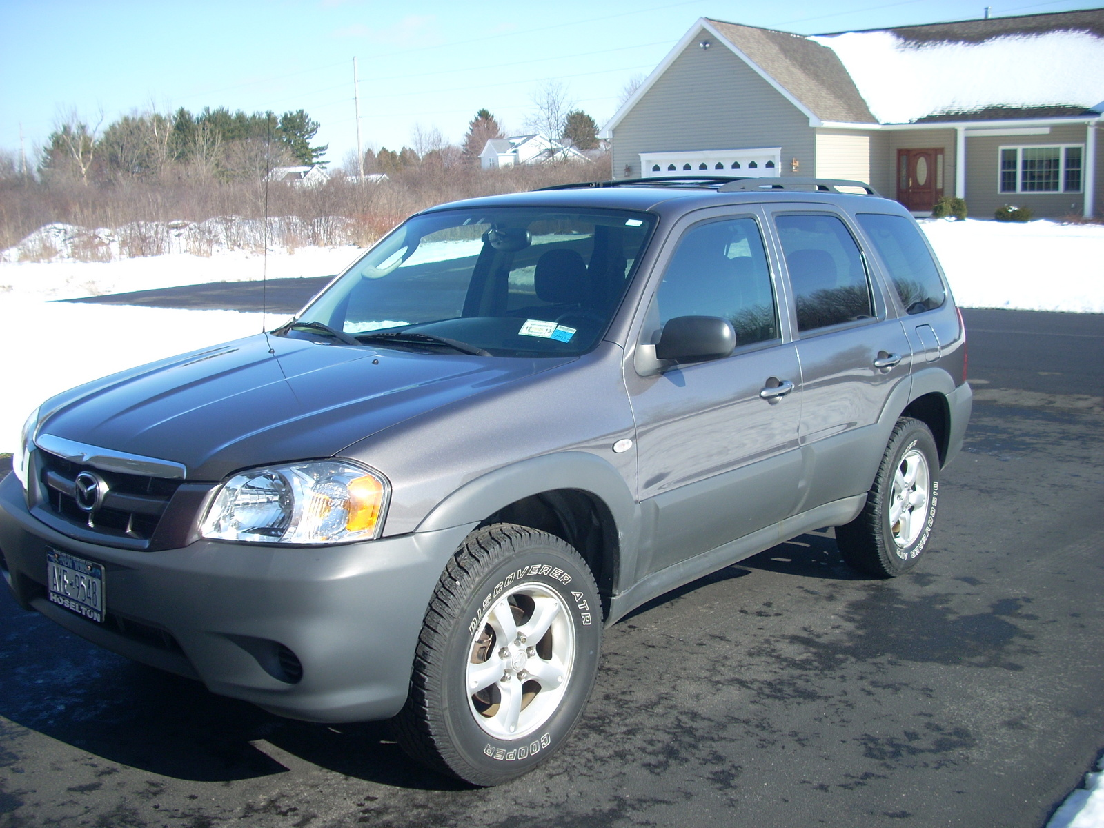 2006 Mazda Tribute Pictures Cargurus